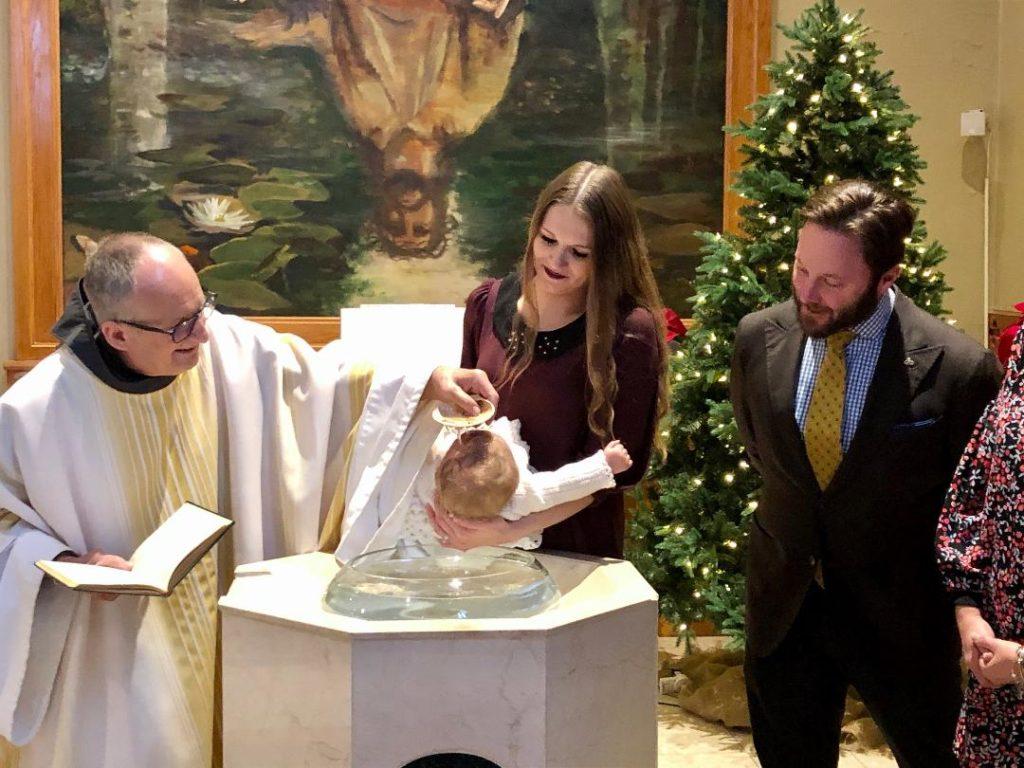 Adaline's Baptism