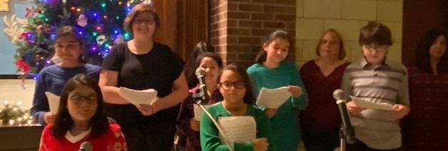 Christmas Eve Children's Choir