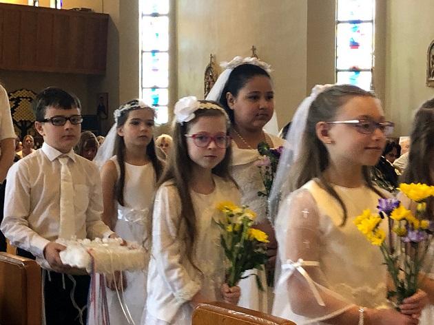May Crowning Procession